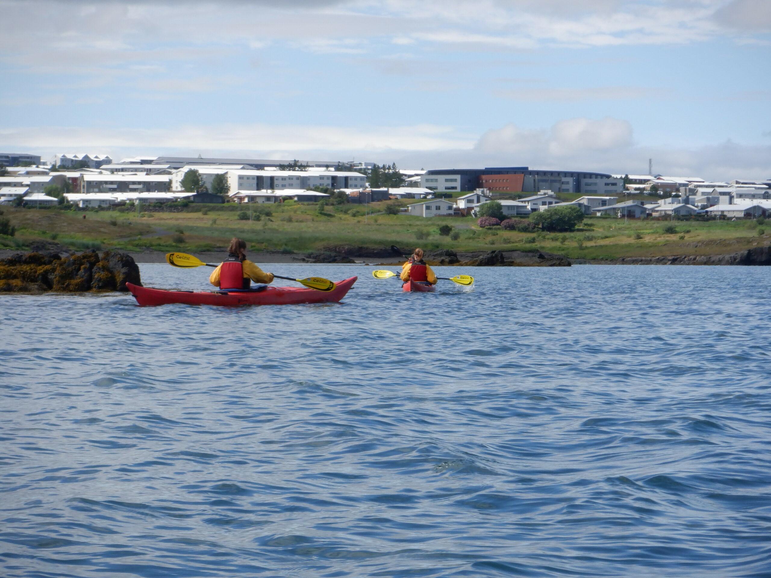 kayak reykjavik